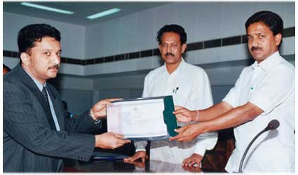 Best Medical Author Award - Dr. S.M Balaji