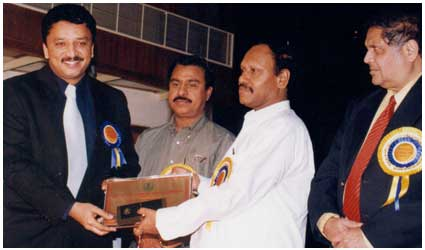 Scientist of the year - Dr. S.M Balaji