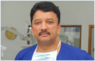 Dr SM Balaji, Oral and Maxillofacial Surgeon